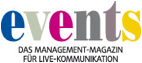 events - Das Management-Magazin für Live-Kommunikation