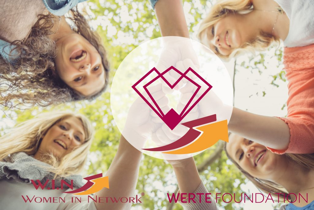 WerteEvent Kooperation mit W.I.N Women In Network