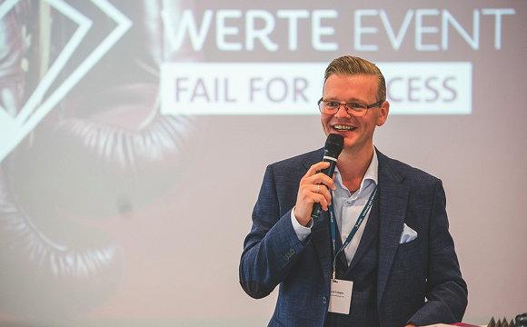 Bernd Fritzges bei Werte18